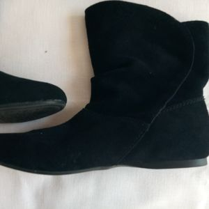 Nine West Shoes - Nine West Leather Booties
